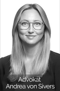 Advokat Andrea von Sivers