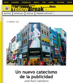 Presentación de Advook Editorial en Yellowbreak