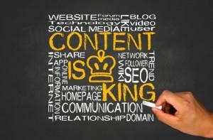 Website-Content