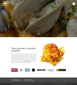 Recent Website Launch: Timbuktu Restaurant