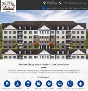 New Website Launch: Beechtree Apartments