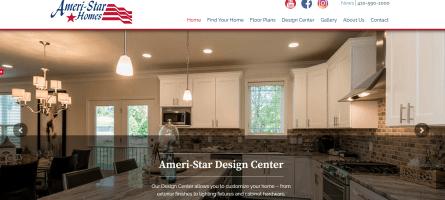 New Website Launch: Ameri-Star Homes