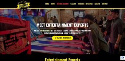Website Launch: Entertainment Experts