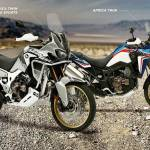 New Colors And Pricing For 2019 Honda Africa Twin Lineup Adv Pulse