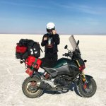 Round The World Journey On A Grom Crazy Or Crazy Fun Adv Pulse