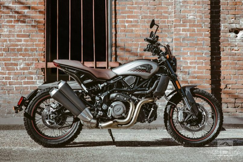2020 Indian Ftr 1200 Rally Coming To