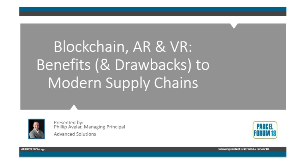 BlockChain, AR & VR benefits and drawbacks