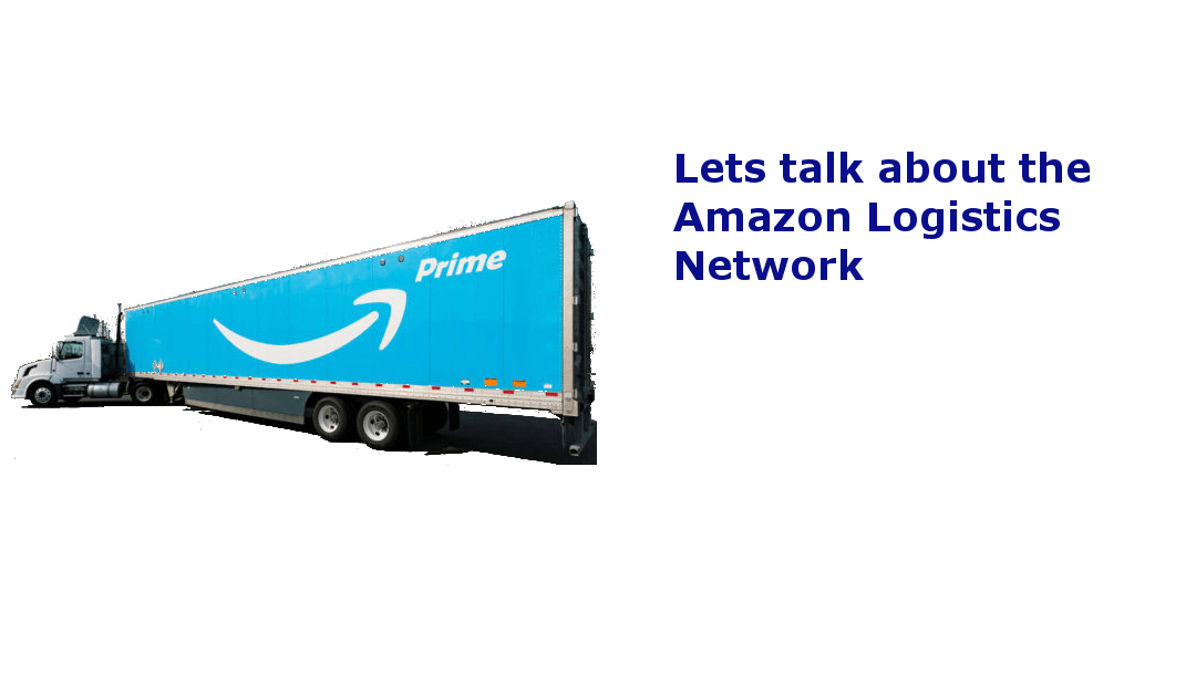 Talking about the Amazon logistics network