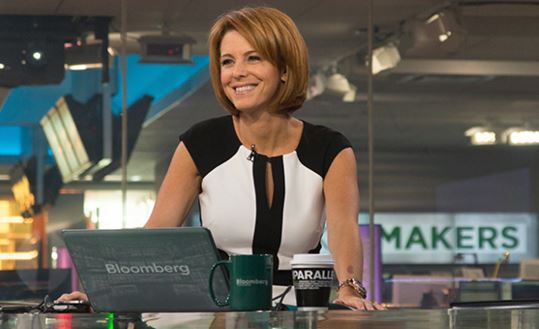Stephanie Ruhle Leaving Bloomberg for MSNBC | TVNewser
