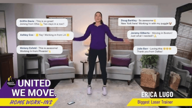 Fitness Brands Are Offering 'At-Home' Workouts for Free to Reach Quarantined Consumers