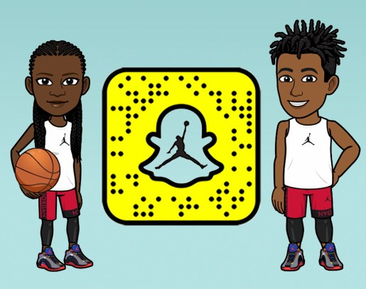 Snapchat and Bitmoji Users Can Deck Out Their Avatars in New Jordan Brand  Gear – Adweek
