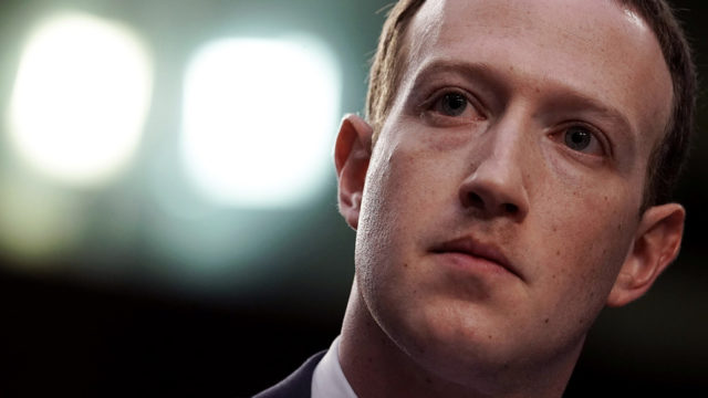 Mark Zuckerberg said he's 'struggled with the tension' between free expression and harm.