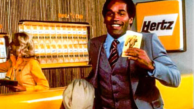 OJ Simpson's Twitter response to Hertz filing for Bankruptcy ( video)