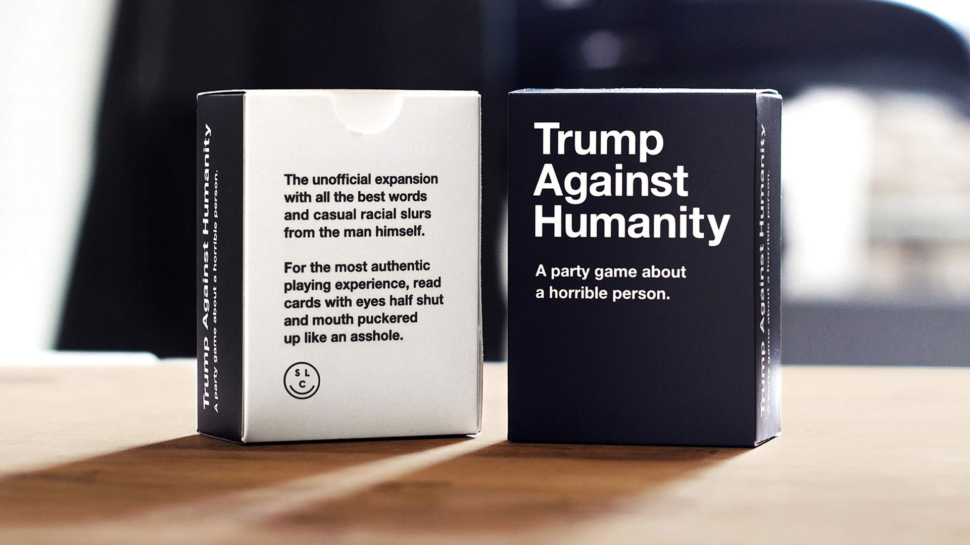 Love Cards Against Humanity And Hating On Donald Trump Have We Got The Game For You