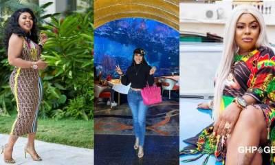 Afia Schwar disgraces herself under Tonto Dikeh's post 25