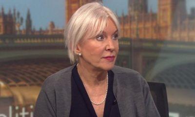 Coronavirus: UK Health minister Nadine Dorries tests positive 12
