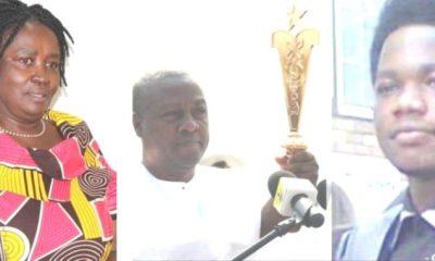 God Will Reject John Mahama and Jane Opoku Agyamang -Prophet Walker 2