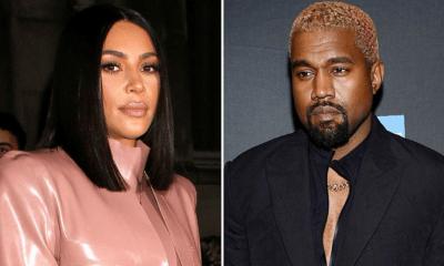 "Kim Kardashian speaks out following Kanye's Twitter rant; ""he is having Bi-polar disorder "" 8"