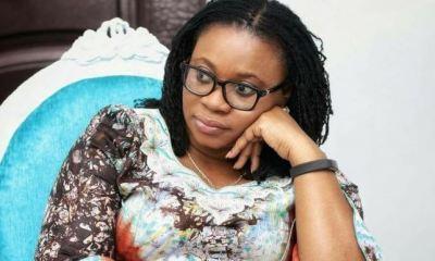 Former EC Boss, Charlotte Osei React To Man Who Said He Must Chop DJ Switch. 2