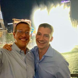 CNN Journalist Richard Quest Marries Longtime Male Partner 7