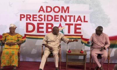 First Akan Presidential Debate underway [Photos] 9