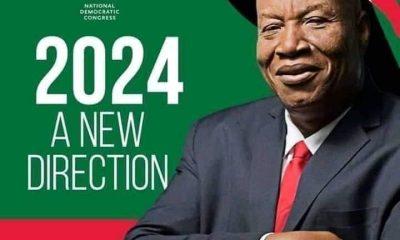 Photo: Alabi for 2024 posters hit social media. 8