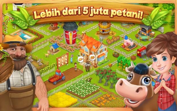 3 Game Pertanian Online dan Offline Untuk Android