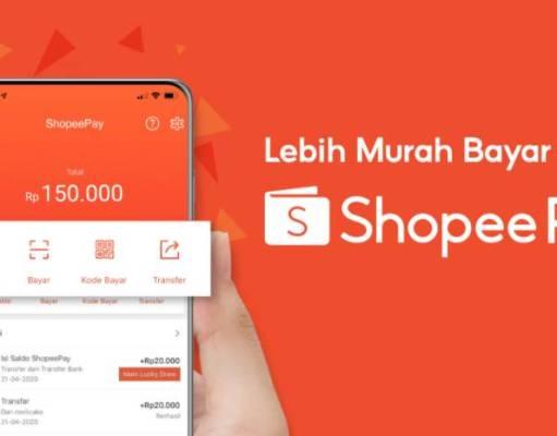Cara Transfer dari DANA ke ShopeePay