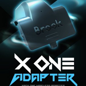 Brook X ONE Adapter - XBOX ONE to Switch / PS4 / XBOX ONE and PC