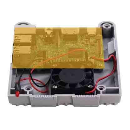 Raspberry Pi superpi Case for Pi 2/3/B+