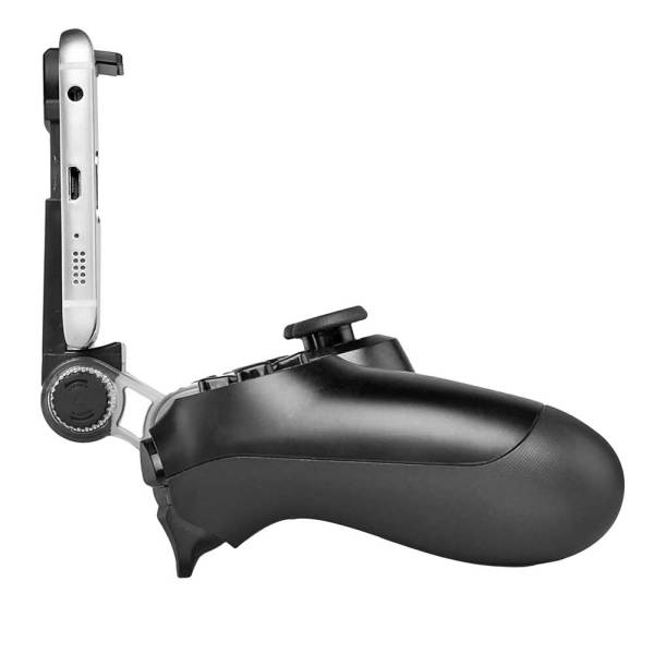 ps4 smart clip controller mobile phone holder clamp