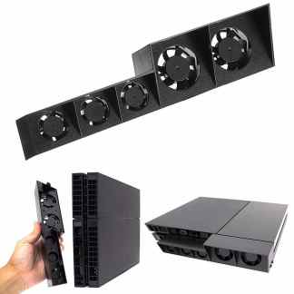 PS4 Original USB External Turbo Cooling Fan tp4-005 dobe