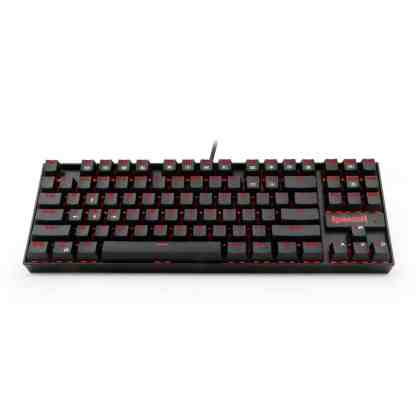 redragon k552 kumara red led mechanical gaming keyboard