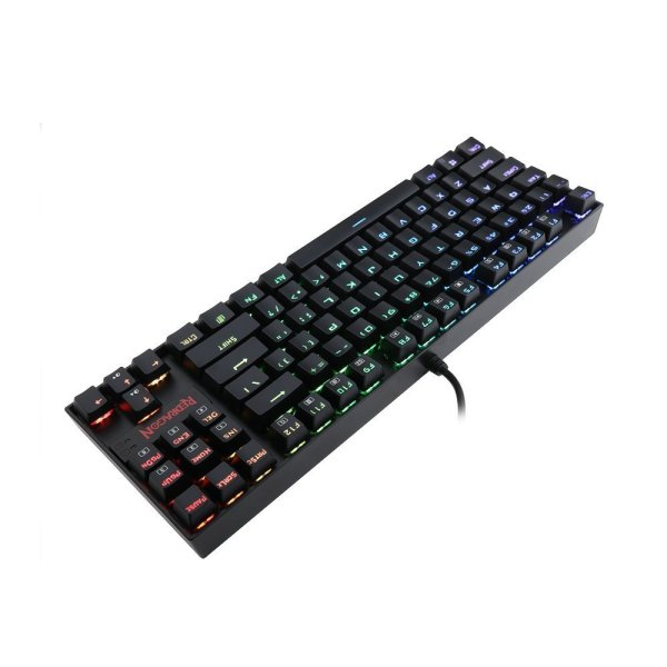 redragon k552 kumara rgb mechanical gaming keyboard
