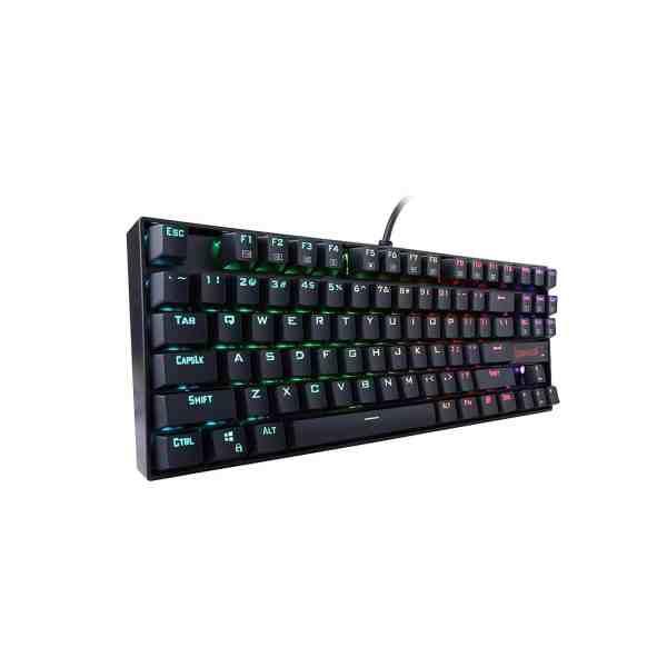 redragon k552 rgb mechanical gaming keyboard