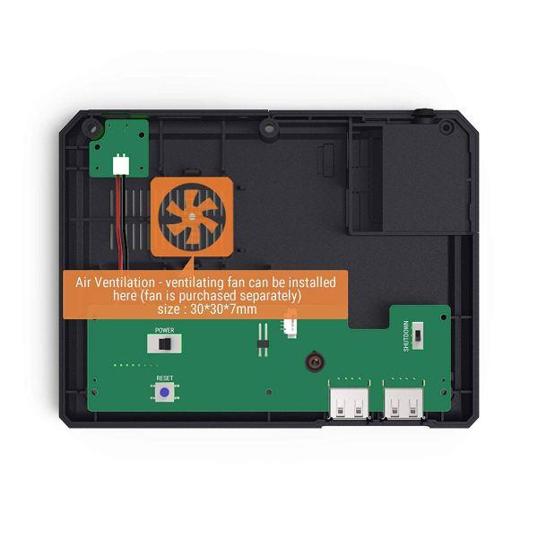 retroflag megapi case retro sega mega drive 16 bit case raspbarry pi