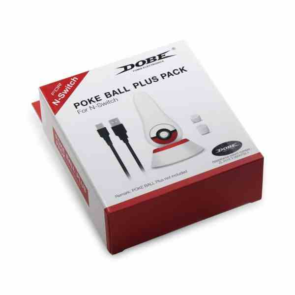 nintendo pokeball plus accessories