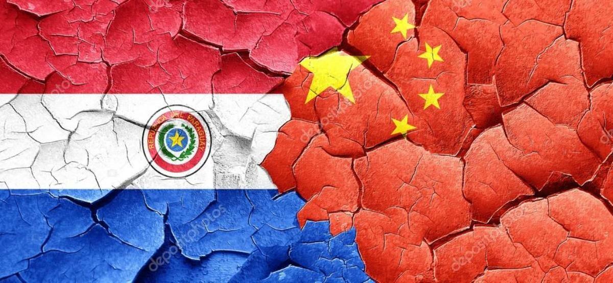China ou Paraguai