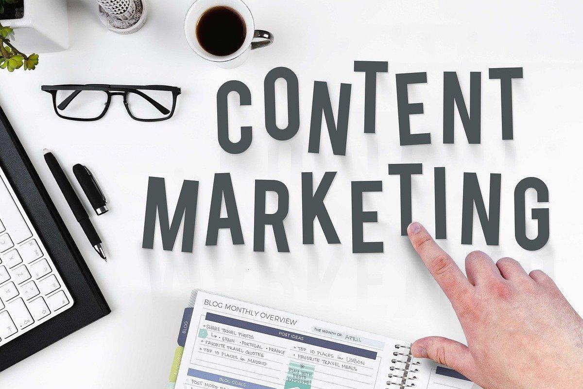 Marketing Conteúdo