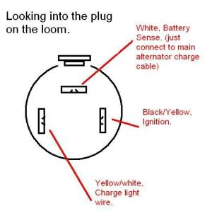 Toyota Alternator Wiring Diagram Pinout Symbol Free