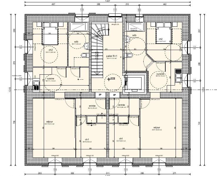 deuxième étage AEBE Lamastre