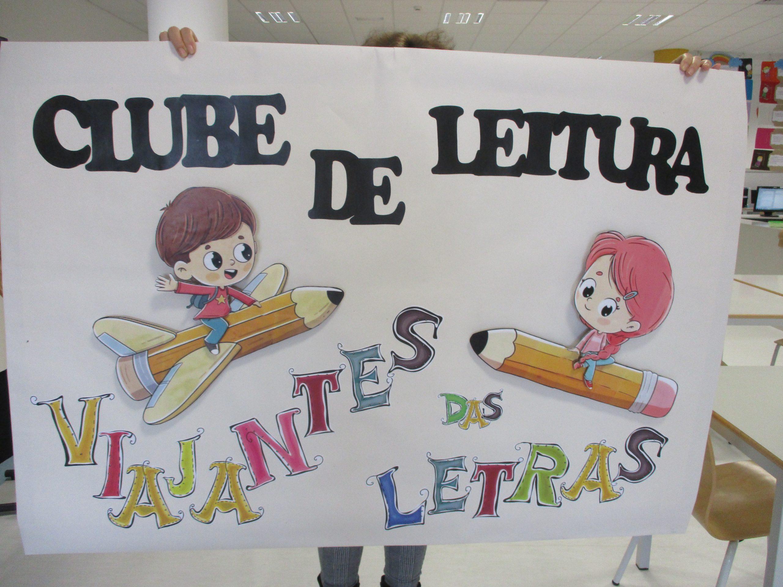 Clubes de Leitura na Escola (CLE)