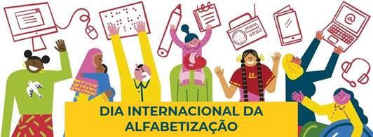 8 de setembro – Dia Internacional da Alfabetização