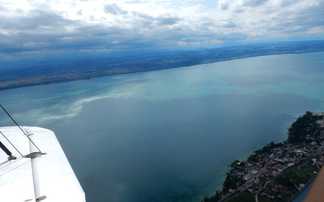 Fliegerwerft Sommerausflug 4 – Von Lausanne über Blumberg nach Mörlle