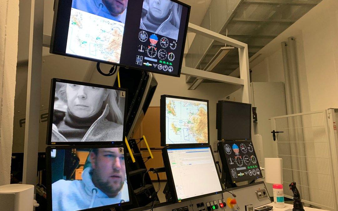 Besuch beim Zentrum für Luft- und Raumfahrtmedizin der Luftwaffe