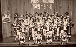 Der Fanfarenzug feierte große Erfolge. Bis zur Steuben-Parade in New York schaffte es die Gruppe. Später löste die Gruppe sich auf.