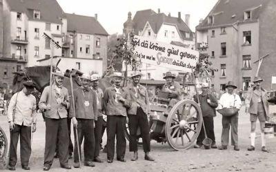 Unsere Teilnahme 1938 / 39