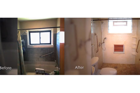 News 5 Steps To Convert A Bathtub Into A