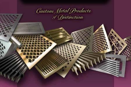 Aecinfo Com News Custom Metal Grilles