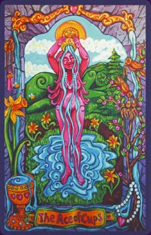 Pearls Of Wisdom Tarot Reviews Amp Images Aeclectic Tarot